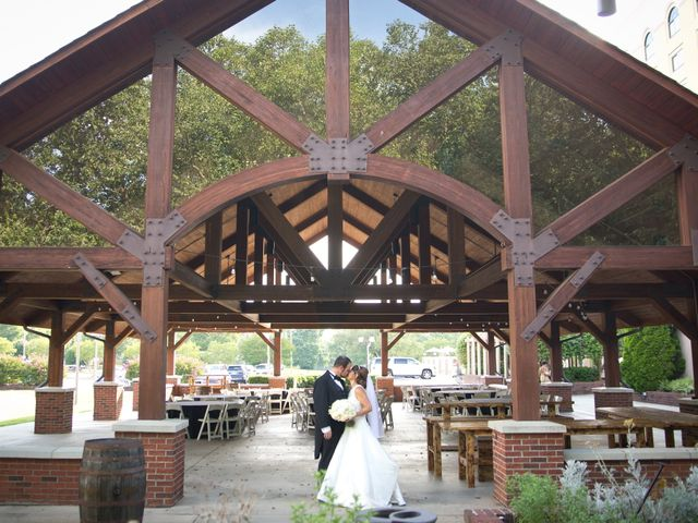 Nick and Mary's Wedding in Greenville, South Carolina 38