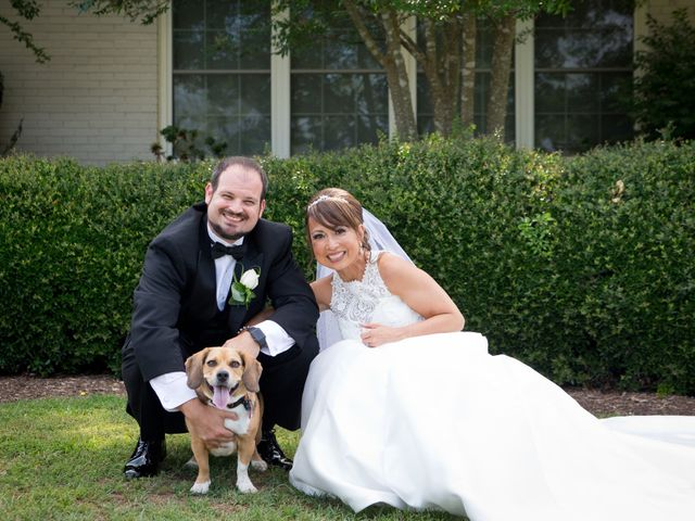 Nick and Mary's Wedding in Greenville, South Carolina 40