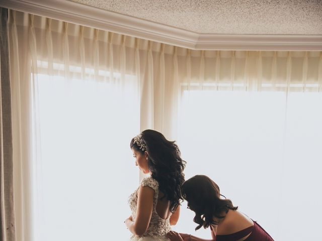 Stephen and Lana's Wedding in Montclair, New Jersey 7
