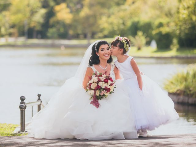 Stephen and Lana's Wedding in Montclair, New Jersey 8