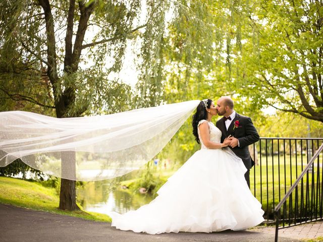 Stephen and Lana's Wedding in Montclair, New Jersey 9