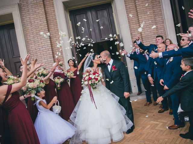Stephen and Lana's Wedding in Montclair, New Jersey 11