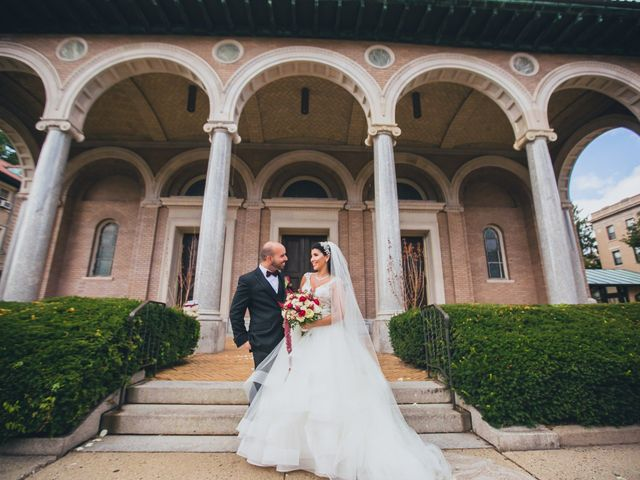 Stephen and Lana's Wedding in Montclair, New Jersey 12
