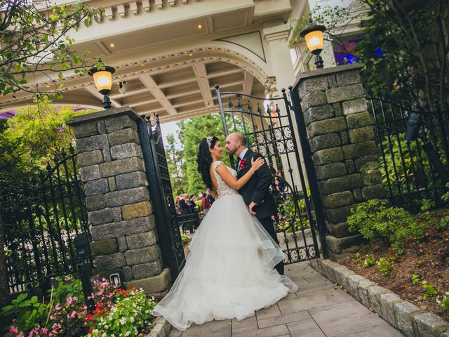 Stephen and Lana's Wedding in Montclair, New Jersey 14
