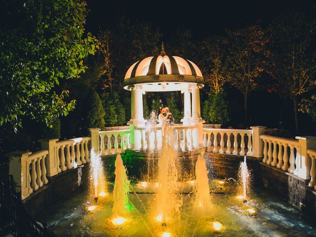 Stephen and Lana's Wedding in Montclair, New Jersey 15