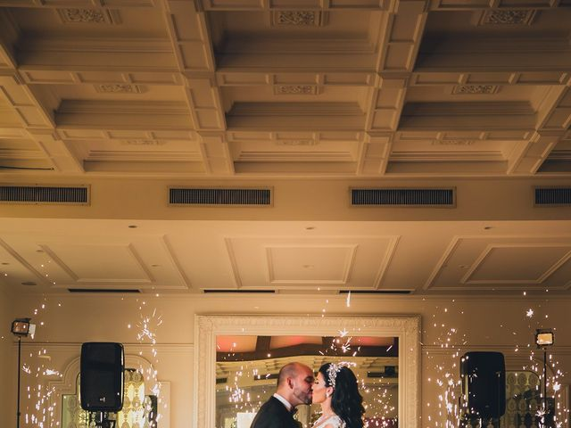 Stephen and Lana's Wedding in Montclair, New Jersey 16