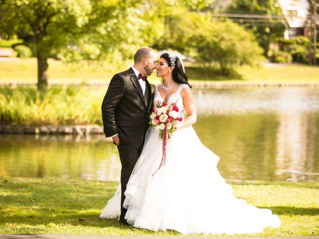 The wedding of Lana and Stephen