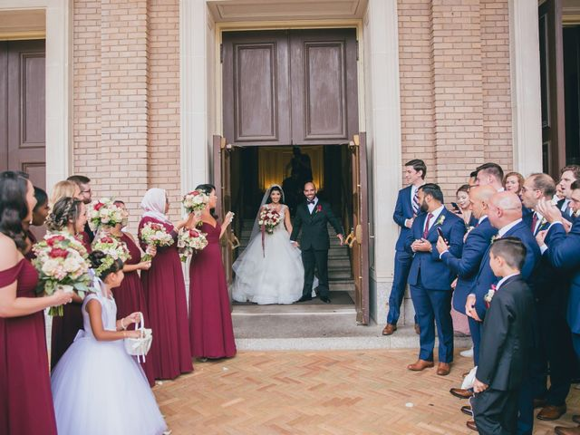Stephen and Lana's Wedding in Montclair, New Jersey 23