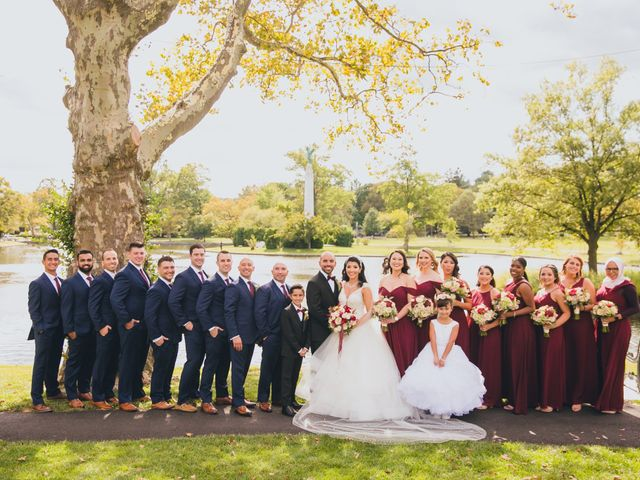 Stephen and Lana's Wedding in Montclair, New Jersey 24