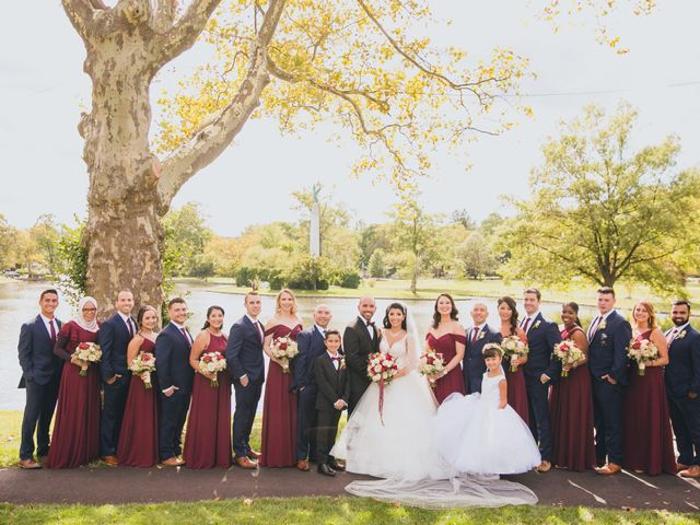 Stephen and Lana's Wedding in Montclair, New Jersey 25