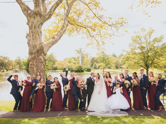 Stephen and Lana's Wedding in Montclair, New Jersey 26