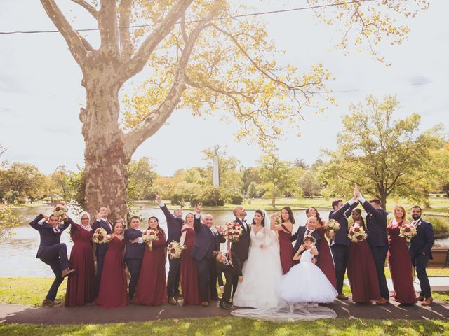 Stephen and Lana's Wedding in Montclair, New Jersey 27