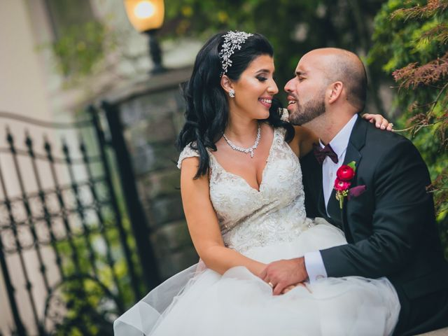 Stephen and Lana's Wedding in Montclair, New Jersey 34