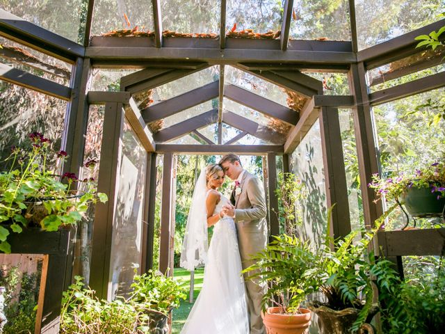 The wedding of Anna and Jacob