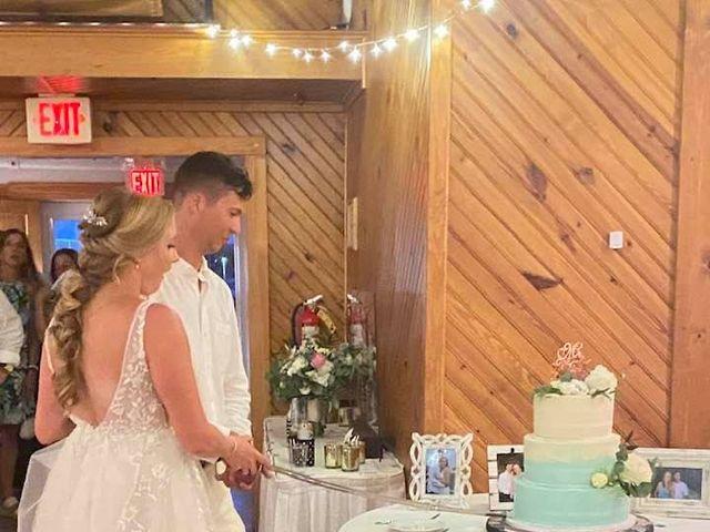Cody and Kathryn's Wedding in Kitty Hawk, North Carolina 4