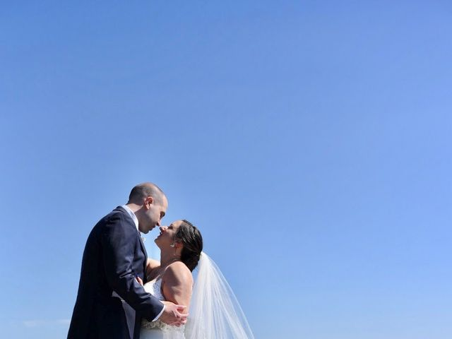Nolan and Kaitlin's Wedding in York Beach, Maine 1