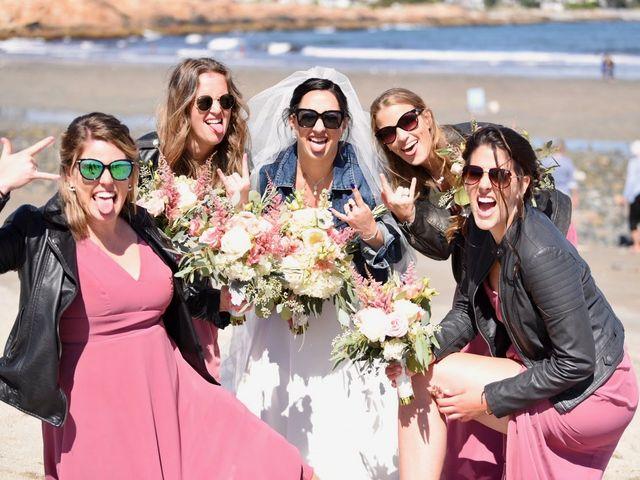 Nolan and Kaitlin's Wedding in York Beach, Maine 2