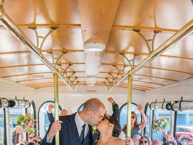 Nolan and Kaitlin's Wedding in York Beach, Maine 6