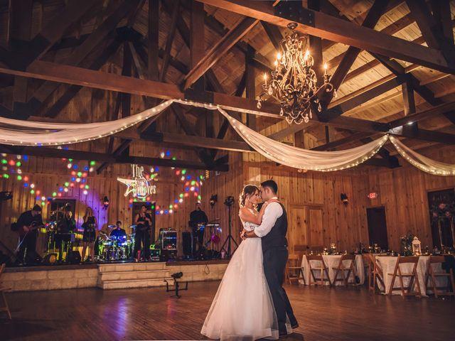 Aaron and Allie's Wedding in San Antonio, Texas 6