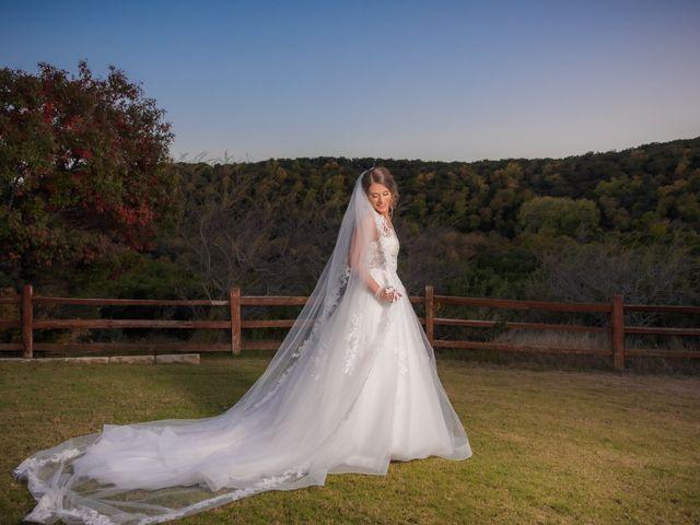 Aaron and Allie's Wedding in San Antonio, Texas 13