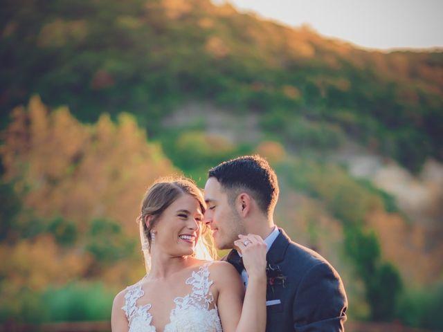 Aaron and Allie's Wedding in San Antonio, Texas 16