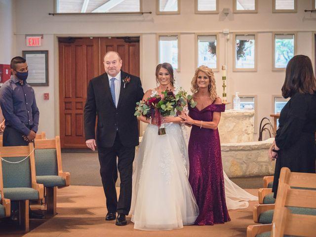 Aaron and Allie's Wedding in San Antonio, Texas 20