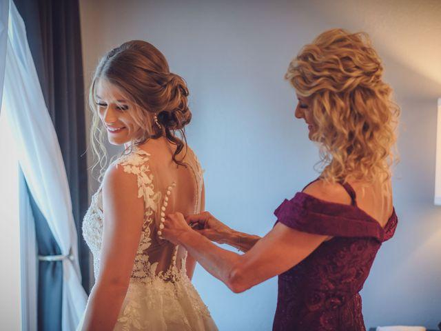 Aaron and Allie's Wedding in San Antonio, Texas 21