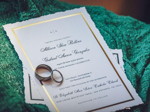 Aaron and Allie's Wedding in San Antonio, Texas 24