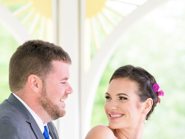 Danielle and Mike's Wedding in Sunapee, New Hampshire 8