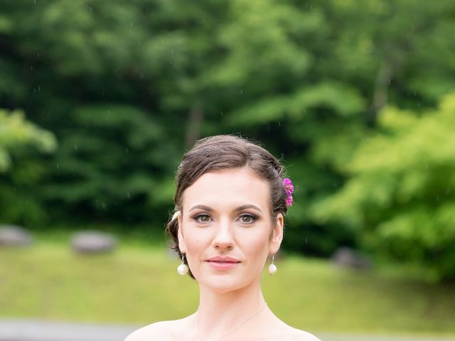 Danielle and Mike's Wedding in Sunapee, New Hampshire 9