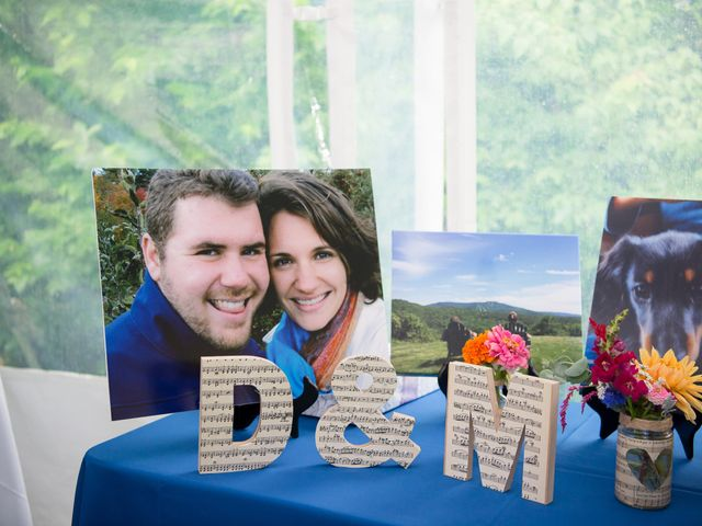 Danielle and Mike's Wedding in Sunapee, New Hampshire 15
