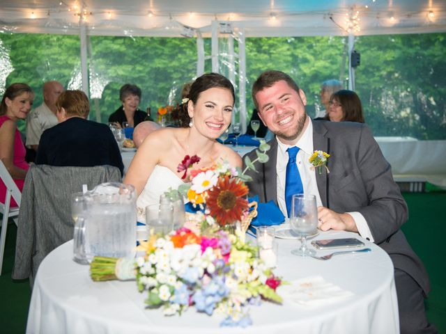 Danielle and Mike's Wedding in Sunapee, New Hampshire 17