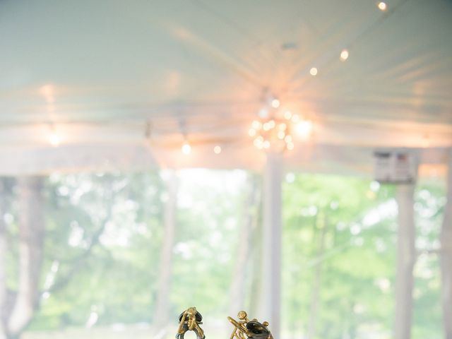 Danielle and Mike's Wedding in Sunapee, New Hampshire 18