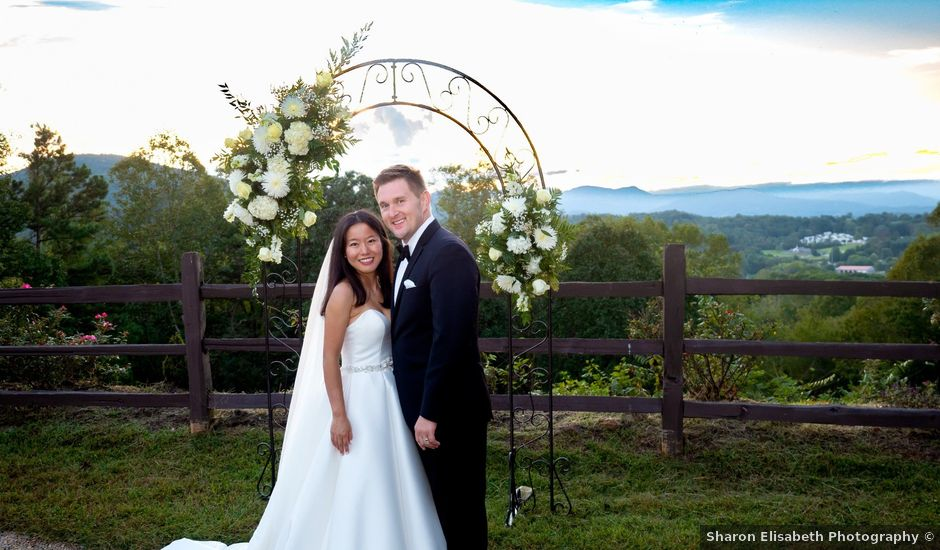 Mike and Xixi's Wedding in Asheville, North Carolina