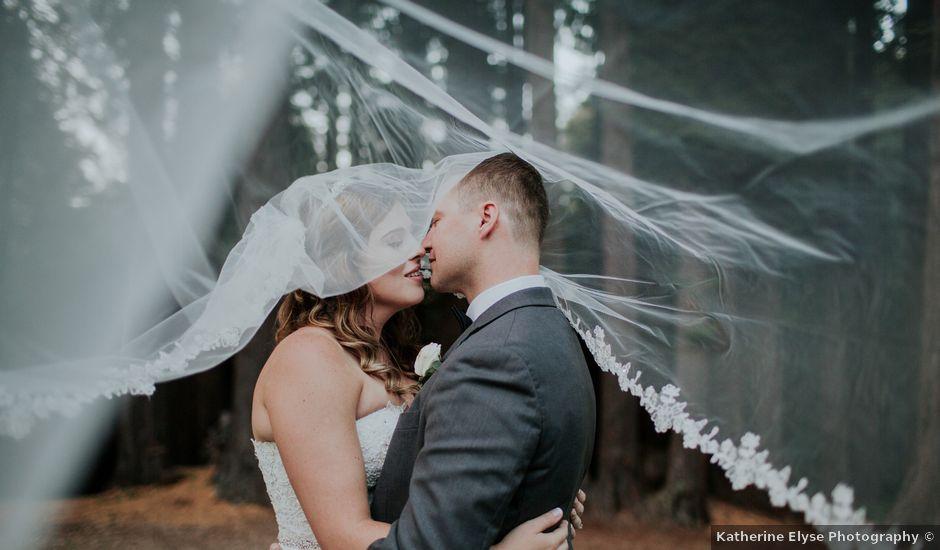 Jeremy and Janelle's Wedding in Santa Cruz, California