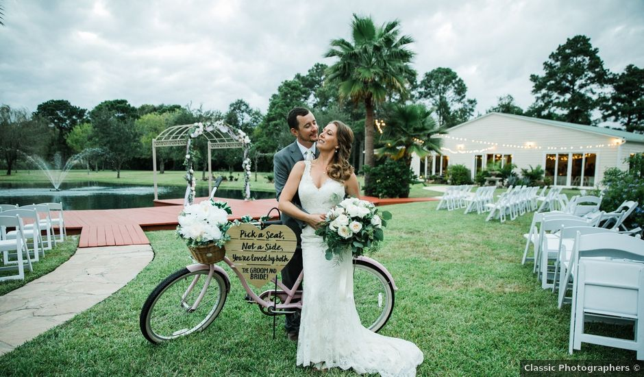 Loren and Denise's Wedding in Seabrook, Texas