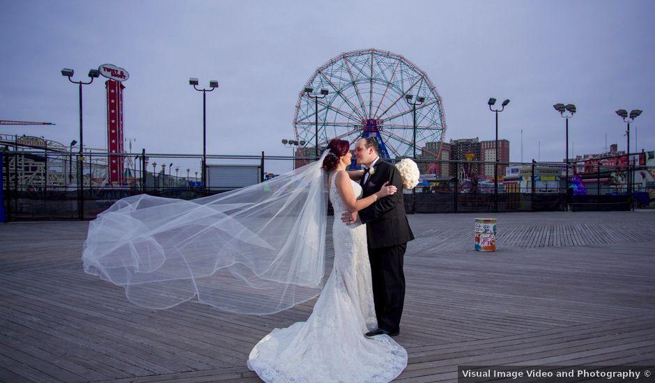 Louis and Alyssa's Wedding in Brooklyn, New York
