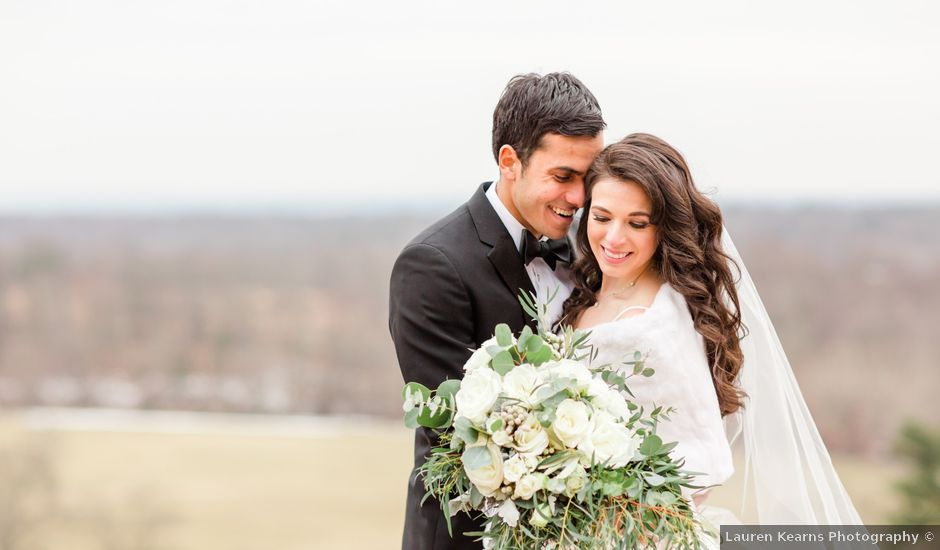 Alex and Adriana's Wedding in Peapack, New Jersey