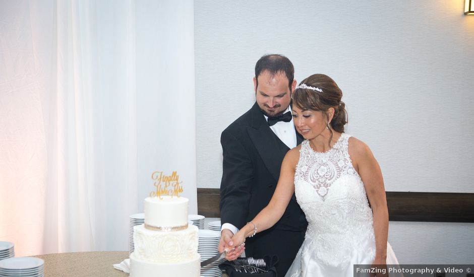 Nick and Mary's Wedding in Greenville, South Carolina