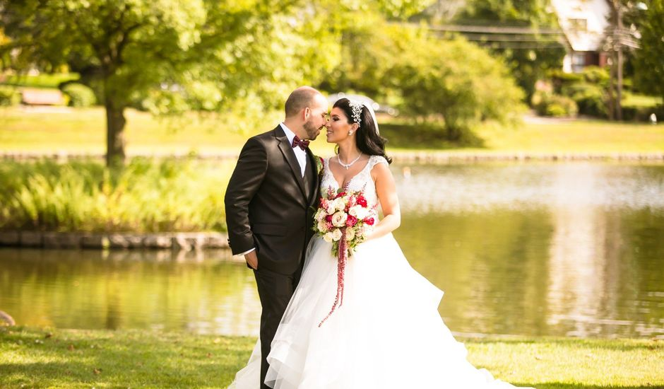 Stephen and Lana's Wedding in Montclair, New Jersey
