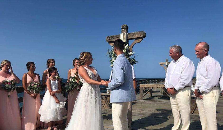 Cody and Kathryn's Wedding in Kitty Hawk, North Carolina