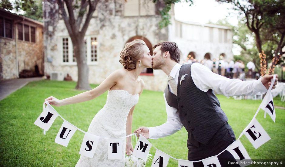 Sarah and Cody's Wedding in San Antonio, Texas