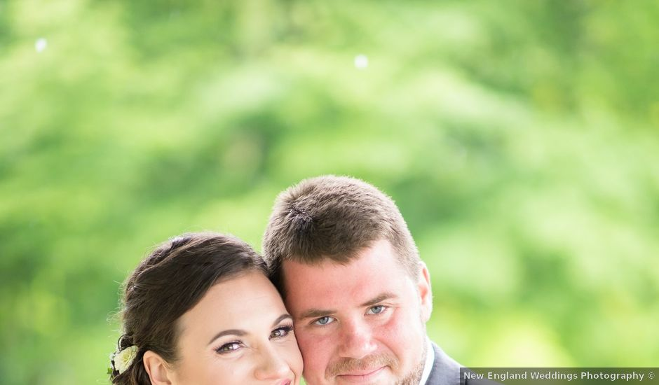 Danielle and Mike's Wedding in Sunapee, New Hampshire