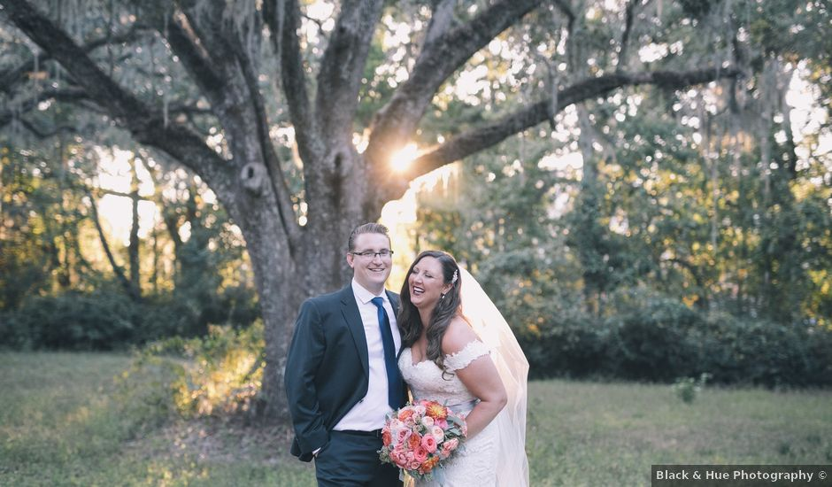 Carrie Anne and Kiel's Wedding in Tallahassee, Florida
