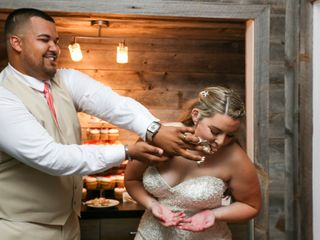 The wedding of Colleen and Ceaser 1