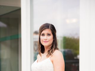 The wedding of Megan and Nick 1