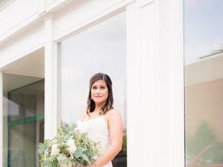 The wedding of Megan and Nick 2