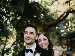 The wedding of Lexa and Landon 1