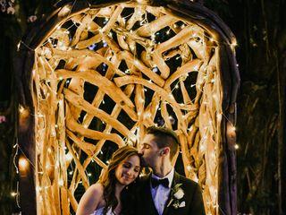The wedding of Lexa and Landon 2