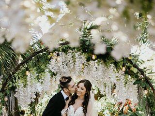 The wedding of Lexa and Landon 3